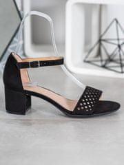 Filippo Elegantní sandálky na podpatku