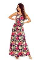 Dlouhé letní šaty