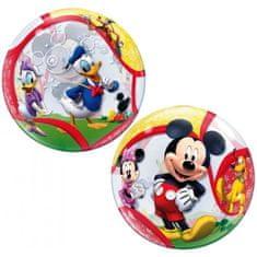 """Qualatex Fóliový balón 22"""" - Mickey a jeho priatelia 56cm"""