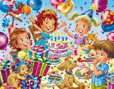 LARSEN Puzzle Narozeninová party 20 dílků