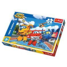 Trefl sestavljanka Maxi Super Wings, 24 kosov