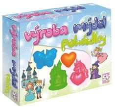 Deti Art Výroba mydla - Rozprávky