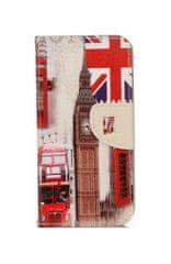 TopQ Pouzdro Asus ZenFone 4 Max ZC520KL knížkové Londýn 26105