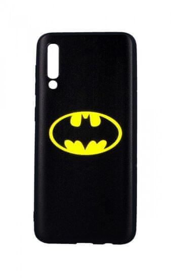 TopQ Kryt Samsung A30s 3D silikon Batman 45790
