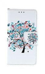 TopQ Pouzdro Xiaomi Redmi 6A knížkové Strom života 37134