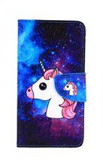 TopQ Pouzdro Honor 10 Lite knížkové Space Unicorn 38291