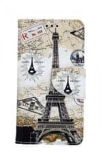 TopQ Pouzdro Xiaomi Redmi 6 knížkové Paris 2 35344