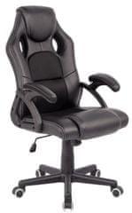 Hyle VRT.K-8090 uredski stolac, crni