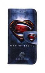TopQ Pouzdro Honor 9 Lite knížkové Superman 2 34828