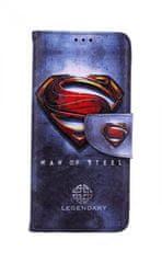 TopQ Kryt Samsung A71 knížkový Superman 2 48052