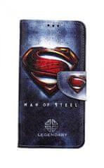 TopQ Pouzdro Honor 20 knížkové Superman 2 43654