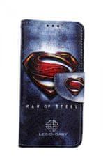 TopQ Pouzdro Xiaomi Mi 9 SE knížkové Superman 2 43715