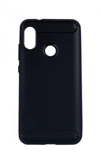 TopQ Pouzdro Xiaomi Mi A2 Lite silikon černé 34443