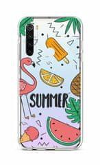 TopQ Kryt Xiaomi Redmi Note 8T silikón Summer 47038