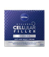 Nivea Hyaluron Cellular Filler noćna krema za lice, 50 ml