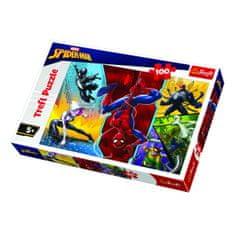 Trefl sestavljanka Spiderman, 100 kosov