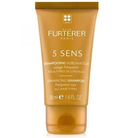 René Furterer Hajerősítő sampon minden hajtípusra 5 Sens (Enhancing Shampoo) (mennyiség 50 ml)