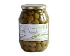 Lozano Červenka Zelené olivy bez pecky, 500g