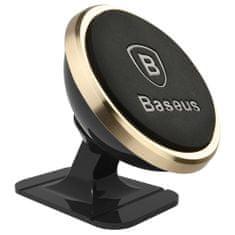 BASEUS 360 univerzálny mágneses autós telefontartó, arany