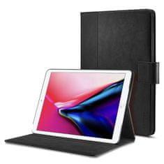 """Spigen Ochranné pouzdro Stand Folio pro Apple iPad 9,7"""" 2017, černé 053CS22390"""