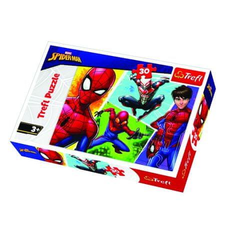 Trefl sestavljanka Spiderman, 30 kosov