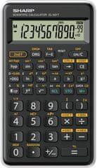 Sharp EL501TWH tehnični kalkulator, bela-črna