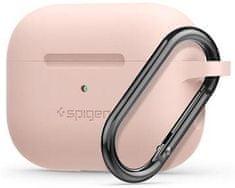 Spigen Ochranné pouzdro Silicone Fit pro AirPods Pro, růžové ASD00535