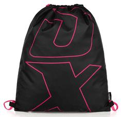 Karton P+P OXY BLACK LINE pink vrečasti nahrbtnik