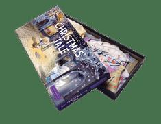 Marbushka Stolní hra pro děti Vánoční příběh