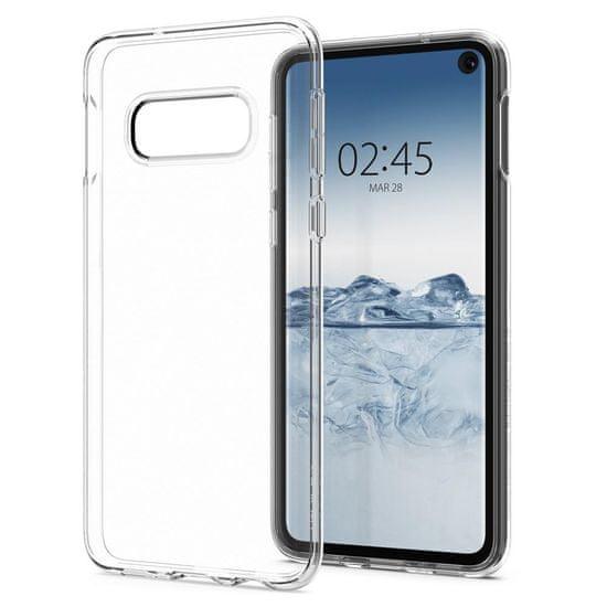Spigen Ochranný kryt Liquid Crystal pro Samsung Galaxy S10e, transparentní 609CS25833
