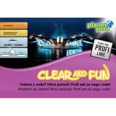 Planet Pool Clear and Fun Profi Line sredstvo za dezinfekcijo (1627)