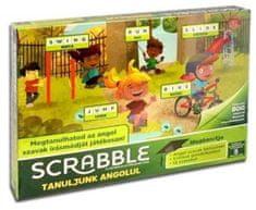 Mattel Scrabble: Tanuljunk angolul!