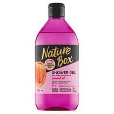 Nature Box Prírodné sprchový gél Almond Oil (Shower Gel) 385 ml