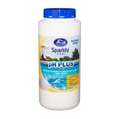 Sparkly POOL pH plus 2,5 kg