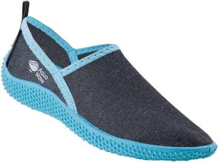AquaWave Bargi Jr 929 cipele za vodu za dječake, sive, 28
