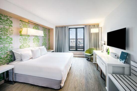 Barceló Hotel Group 3 noci v hotelu Occidental Praha Five**** pro 2 osoby s volným vstupem do nového fitness centra a sauny