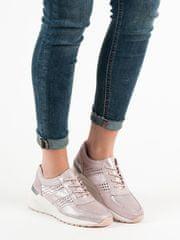 Női tornacipő 55021 + Nőin zokni Gatta Calzino Strech