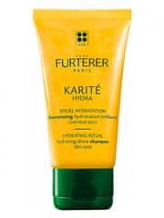 René Furterer Hydratačný šampón pre suché vlasy Karité Hydra (Hydrating Shine Shampoo) 50 ml