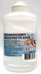 Rokib dezinfekcijsko sredstvo za roke, 70% alkohola, 500 ml