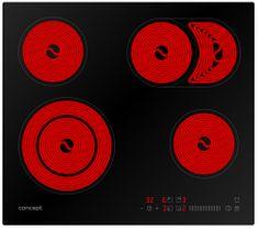 CONCEPT płyta szklano-ceramiczna SDV3760