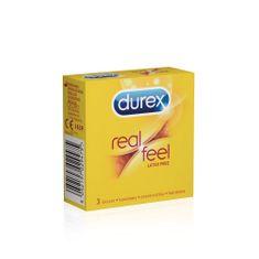 Durex Real Feel kondomi, 3 kos