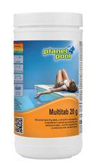 Planet Pool Multitab tablete klora s algaecidom i flokulantom, 1kg / 20g (508601)