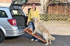 Karlie rampa dla psa DOG ramp - składana, wymiary 120x30x6 cm