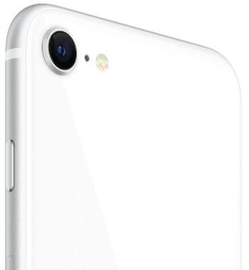 Apple iPhone SE, širokouhlý fotoaparát, portrétne režim, smart HDR, hĺbka ostrosti, bokeh efekt
