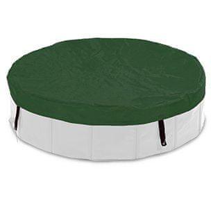Karlie medencetakaró, zöld, 80 cm