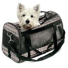 Karlie prenosná taška PICCAILLY pre psov 50x27x31 cm