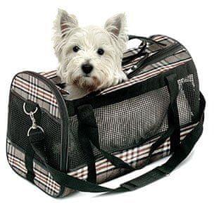 Karlie szállító táska PICCAILLY kutyáknak 50x27x31 cm
