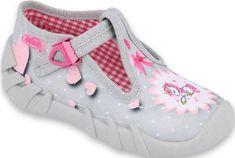 Befado dievčenské papučky Speedy 110P359