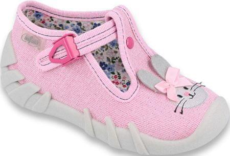 Befado 110P374 Speedy cipele za djevojčice, roza, 21
