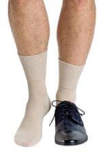 Gemini Antibakteriální netlačící ponožky Regina Purista